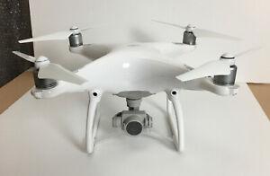 DJI Phantom 4 Drone with grey carry case