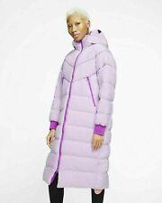 $300 Nike Sportswear Down Fill City Ready Parka BV3137 551 Purple Size Large L