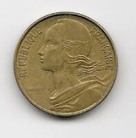 World Coins - France 10 Centimes 1973 Coin KM# 929