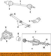 CHRYSLER OEM 04-06 Pacifica Rear Differential-Viscous Coupler 5110008AD