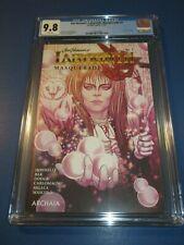 Jim Henson's Labyrinth Masquerade #1 CGC 9.8 NM/M Gorgeous Gem