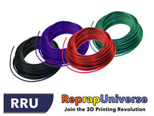 Reprap Kupferlitze isoliert Set - Schwarz Blau Rot & Grün- Insulated Copper Wire