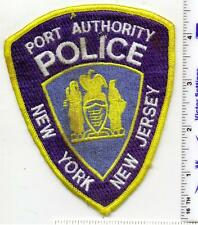 Port Authority Police (New York & New Jersey) discolored Shoulder Patch