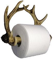 Toilet paper holder,Antler,deer,moose, Cabin home decor 4046