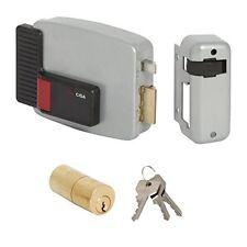 Serrure Électrique CISA 11520-10 pour Portail 11611 droite 50 mm