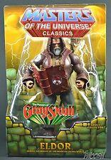 Motu Classics Masters Of The Universe Eldor Figure Motuc Grayskull