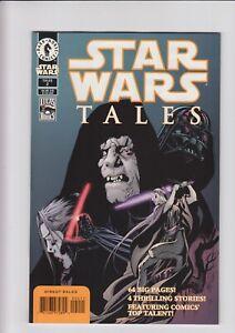 Star Wars Tales 2 9.2 NM High Grade Dark Horse 2000 Darth Vader EmperorCover