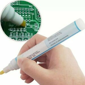 Penna flussante saldatura stagno dissaldatura no clean Kester 951 10 ml FPC/PCB
