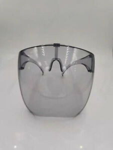 Clear Face Shield Transparent and Reusable Goggles Visor Anti-Fog For Children