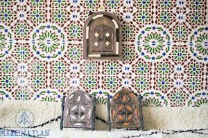 Moroccan mirror small mirror Decorative boho wall mirror Bone Inlay Mirror Gift