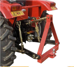 TOW HITCH 3 Point Linkage with 50mm ball Part No.: FITH3PL