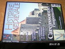 Revue Histoire Medievale n°31 Carcassonne Armes d'Hast La Hanse De Loarre