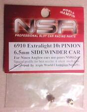 NSR piñón bronce 10z (2uds.) 6910 Slot.it OSC GOM SCX Ninco Scaleauto Racer MSC