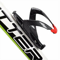 Mountain Bike MTB Bicycle Water Bottle Holder Cage Outdoor Carbon Fiber