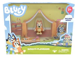 Bluey & Friend's BINGO'S PLAYROOM Mini Playset NEW