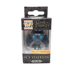 FUNKO POP! POCKET KEYCHAIN GAME OF THRONES ICY VISERION BOXLUNCH EXCLUSIVE