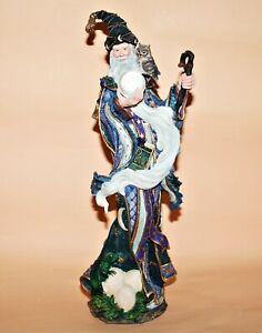 LENOX Zauberer / Wizard *The Mystical Sorcerer* Magier Figur