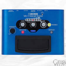 BOSS VE-1 Vocal Echo Effects Pedal - VE-1