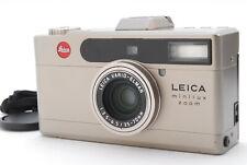[Exc +3] Leica minilux 35mm Camera Vario-Elmar 35-70mm F3.5-6.5 From Japan #412