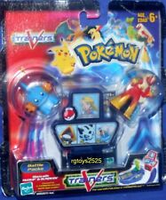 POKEMON VTrainers With Glacia Mudkip & Blaziken Battle Packs New Factory Sealed