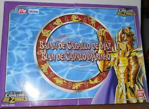 Bandai Saint Seiya Bronze Knight Sea Horse De Mar / Marinho 2005 MIB