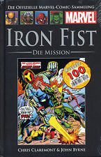 Officiel MARVEL Bande dessinée recueil 100 (C 35): Iron Fist Byrne HACHETTE COLLECTION