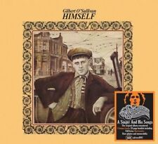 GILBERT O'SULLIVAN HIMSELF 8 Extra Tracks REMASTERED CD DIGIPAK NEW