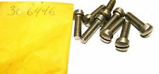 0306446 NOS OMC Johnson Evinrude Cover to Adapter Check Valve Screw  LOT (4)  DC