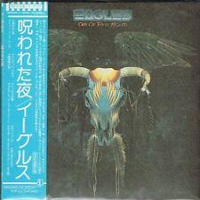 "Eagles ""One Of These Nights"" Japan LTD Mini LP CD Paper Sleeve w/OBI"
