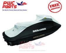 SeaDoo RXT-X GTX 300 155/215/26 2010-2017 Black/Gray PWC Cover OEM BRP 295100719