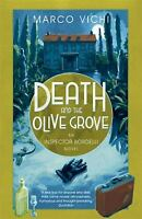Death and the Olive Grove by Vichi, Marco