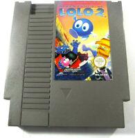LOLO 2 Nintendo NES PAL