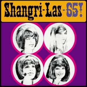 THE SHANGRI-LAS- 65!  (1965) 180GR LP 1960S NYC GIRL GROUP PERFECTION ITALY IMPT