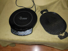 Nuwave Cook Top & Pan Precision Induction Cast Iron