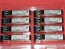 NEW Brocade 8Gb 57-1000027-01 XBR-000153 LW Duplex 10Km SFP+ Optic Transceiver