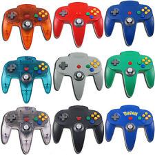 Original Nintendo 64 Controller N64 Gamepad Control Pad Grau,Schwarz,Grün,Gelb