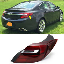 1Pc Fit For 2014-2016 Buick Regal Right Passenger Side Car Rear Tail Light Lamps