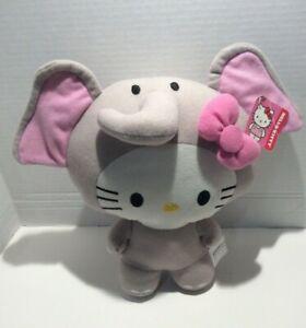 "Fiesta Hello Kitty Circus Animals Plush 10"" with Tag"