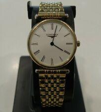 Longines La Grande Classique Ladies Gold Plated Watch L4.135.2