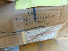 NOS 1976 1977 FORD MAVERICK MERCURY COMET LH COWL VENT OPENING DUCT NEW NOS