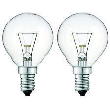 Lampe capsule de four à halogène 40W G9 pour four De Dietrich 240v jusqu/'à 300°