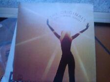 LP THE ORIGINALS CALIFORNIA SUNSET ITALY PRESS 1975 COVER EX+ VINYL EX+++