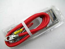 """Deka 00297 Battery Cable - Red 4 Gauge 38"""" Long"""