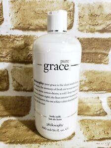 Philosophy Pure Grace Bath Milk NEW Fresh 16fl oz