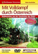 DVD Mit Volldampf durch Österreich Rio Grande
