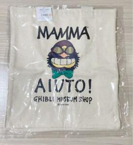 Mitaka no Mori Ghibli Art Museum Limited Tote Bag