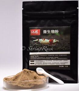 Microorganisms Nutrition Food for Freshwater shrimps Cherry Shrimps Crystal Red