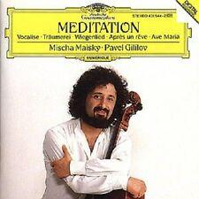 """MISCHA MAISKY """"MEDITATION"""" CD NEUWARE"""