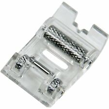 Clear Roller Snap-On Foot for Brother Sewing Machine Dream Weaver Creator Design