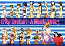 """Black Lagoon Poster Funny Breast Size Anime Art Silk Posters Wall 24x34"""" BLG18"""